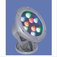 9 Watt LED Pool Lights, Stainless steel, DC12V/24V, OEM