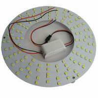 "22 Watt led panel, As 9 1/4"" ring fluorescent replacement"