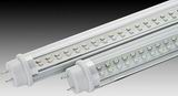 T8, 2 FT, 8W, 120pcs SMD LED tube as 20W fluorescent, Cool white