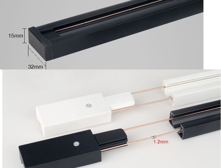 1M Heat Resistant High Temperature ultra-high Polymers Track kit